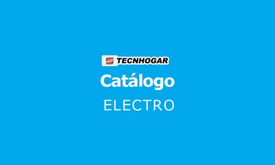 Catálogo Electro Tecnohogar