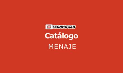 Catálogo Menaje Tecnohogar
